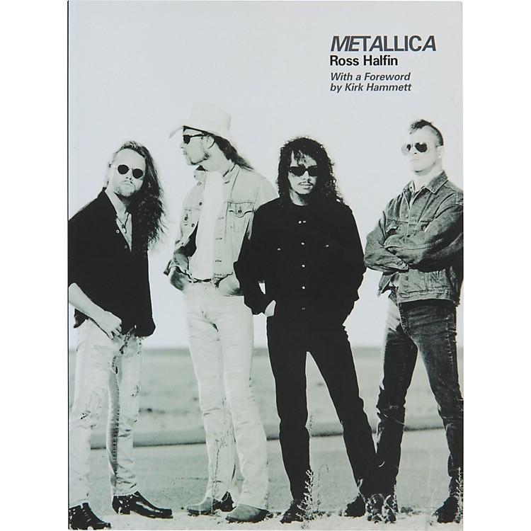 Music SalesMetallica Photo Book