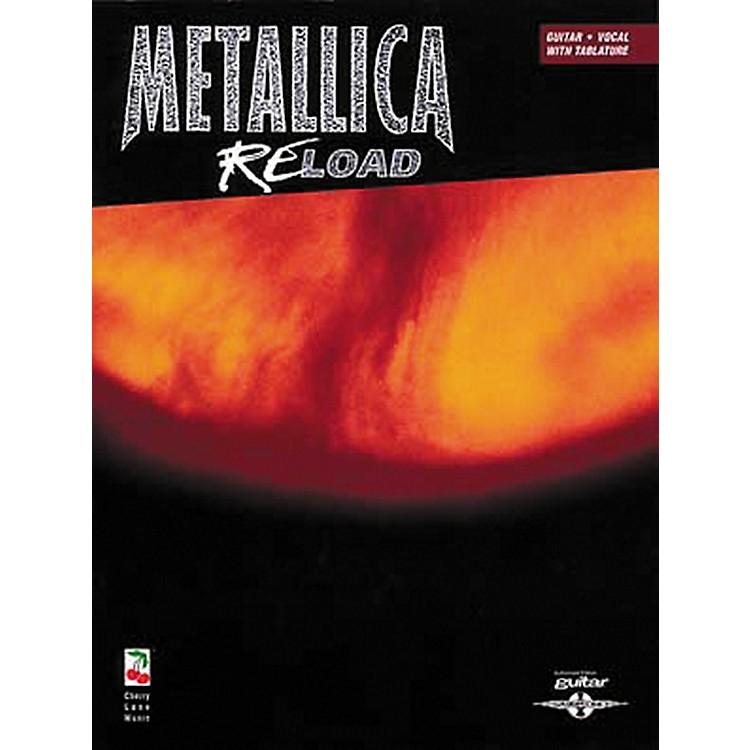Hal LeonardMetallica Reload Guitar Tab Songbook