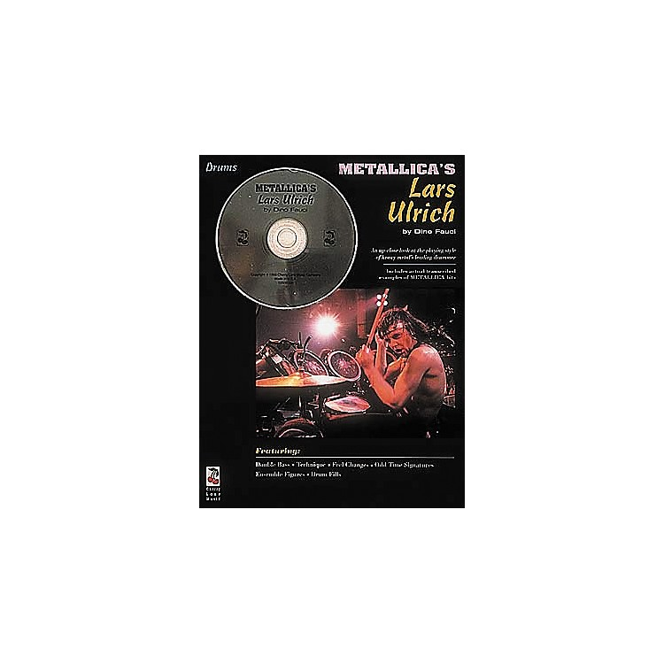 Hal Leonard Metallica's Lars Ulrich - Drum Book/CD Pack