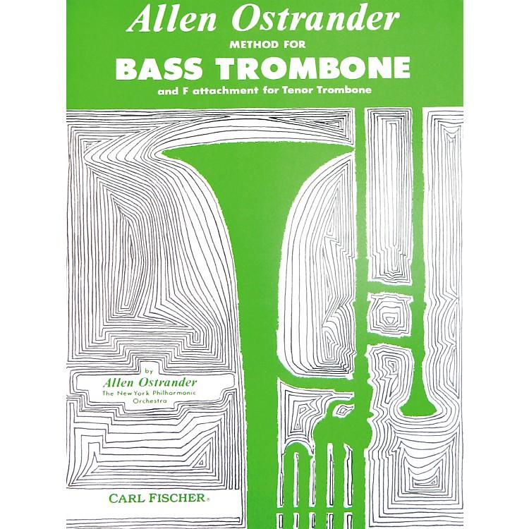Carl FischerMethod for Bass Trombone