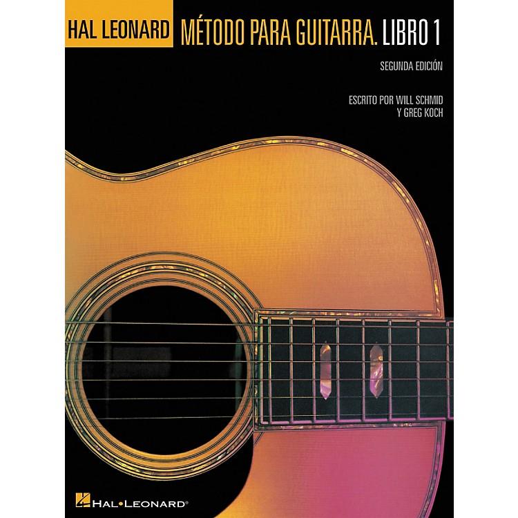 Hal LeonardMetodo Para Guitarra. Libro 1 - Segunda Edition