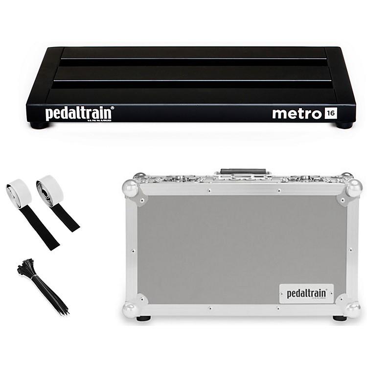 PedaltrainMetro 16 with Tour Case
