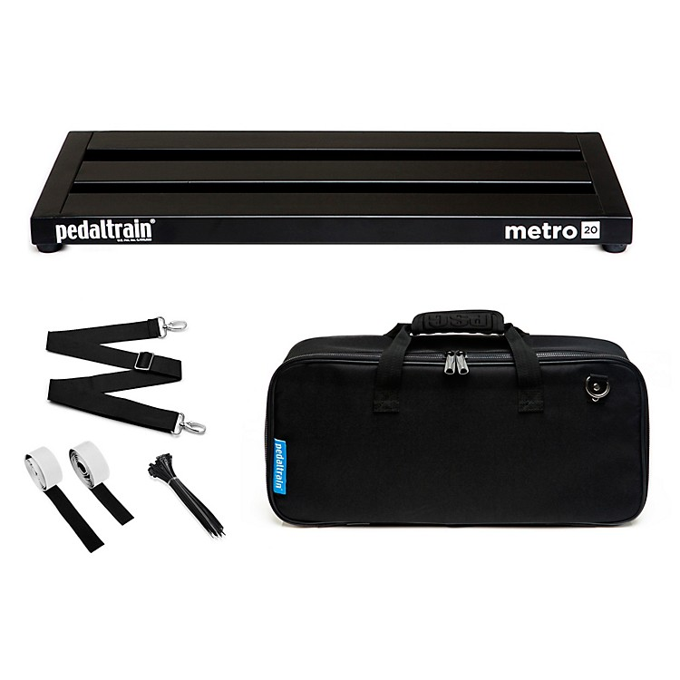 Pedaltrain Metro 20 Pedal Board with Soft Case