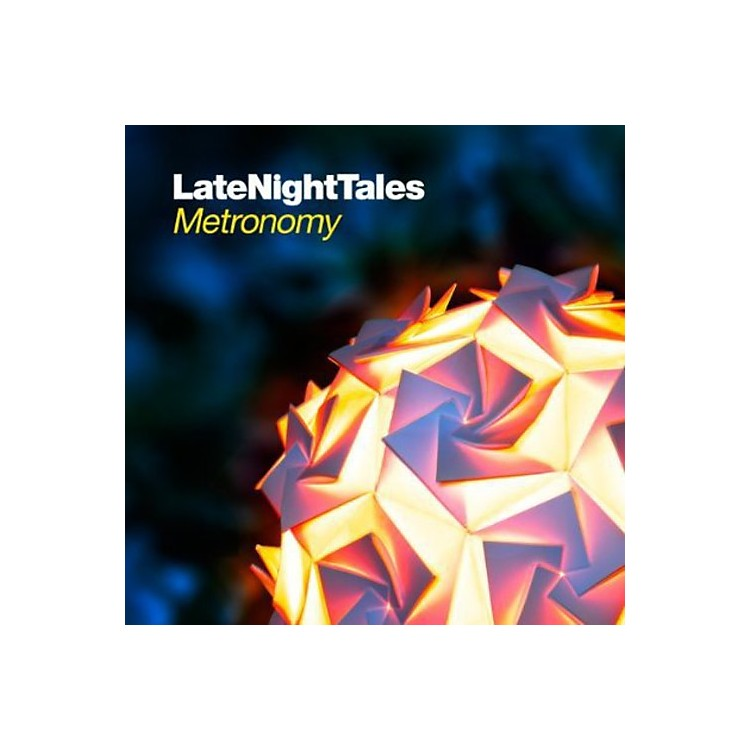 Alliance Metronomy - Late Night Tales