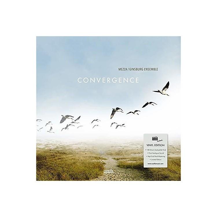 AllianceMezza Ginsburg Ensemble - Convergence