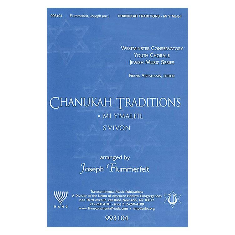 Transcontinental MusicMi Y'maleil? (Who Can Retell?) SATB arranged by Joseph Flummerfelt
