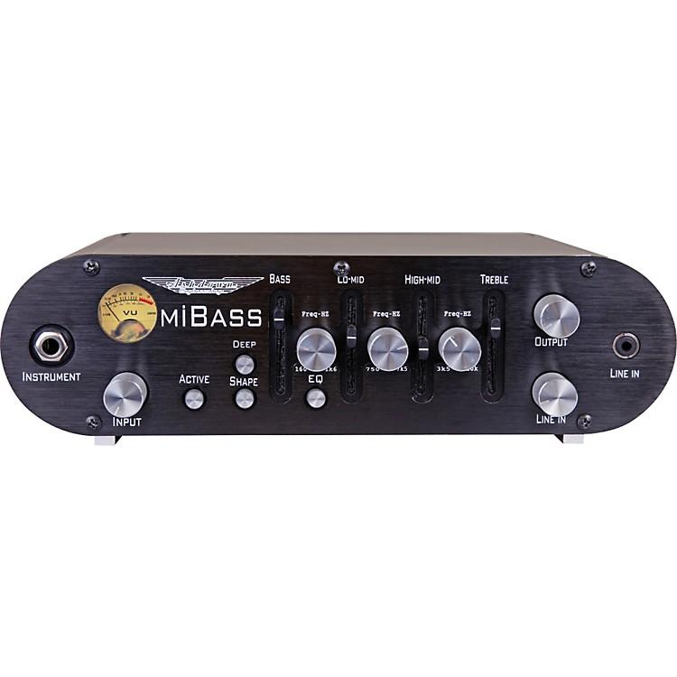 AshdownMiBass-220 Bass Amp Head