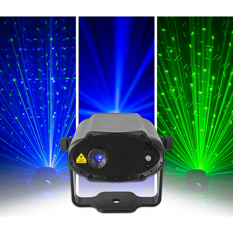 CHAUVET DJMiN Laser GB Mini Compact Green and Blue Laser