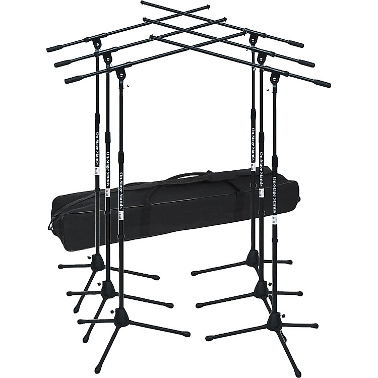 On-Stage StandsMic Stand Package