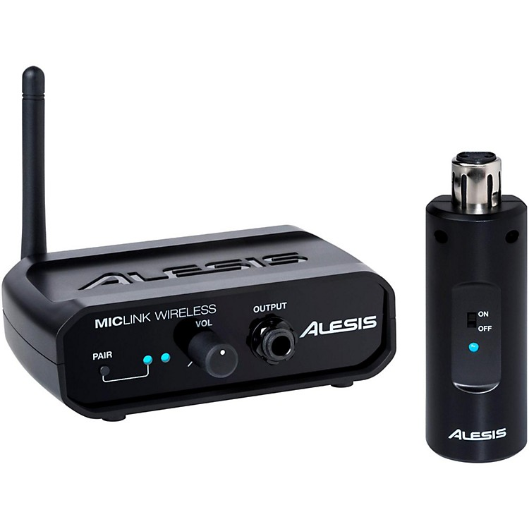Alesis MicLink Wireless Digital Wireless Microphone Adapter  888365808802