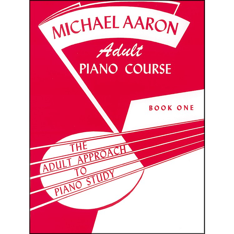 AlfredMichael Aaron Adult Piano Course Book 1