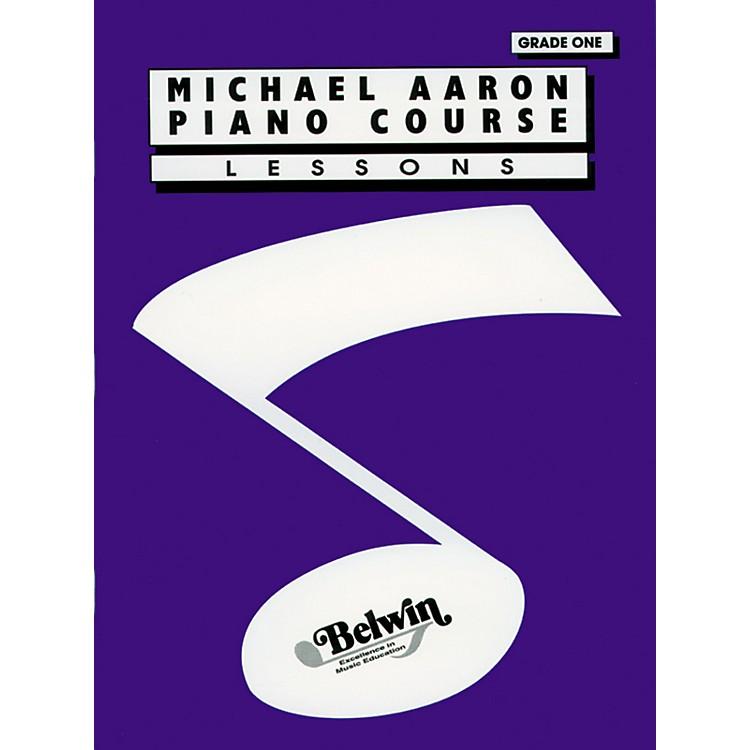 AlfredMichael Aaron Piano Course Lessons Grade 1