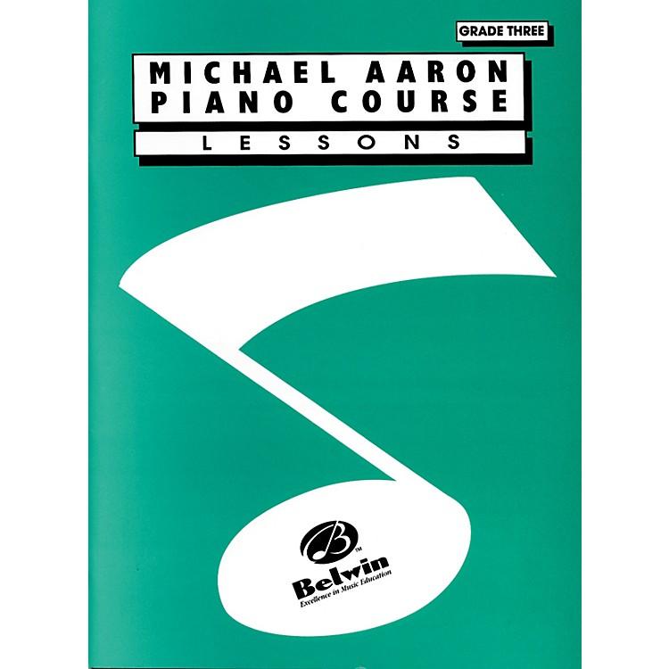 AlfredMichael Aaron Piano Course Lessons Grade 3