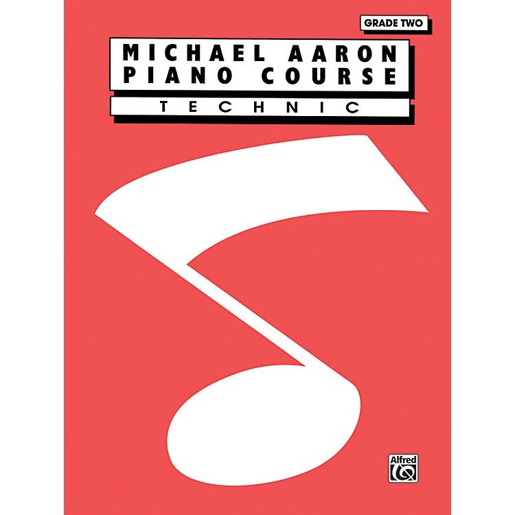 AlfredMichael Aaron Piano Course Technic Grade 2