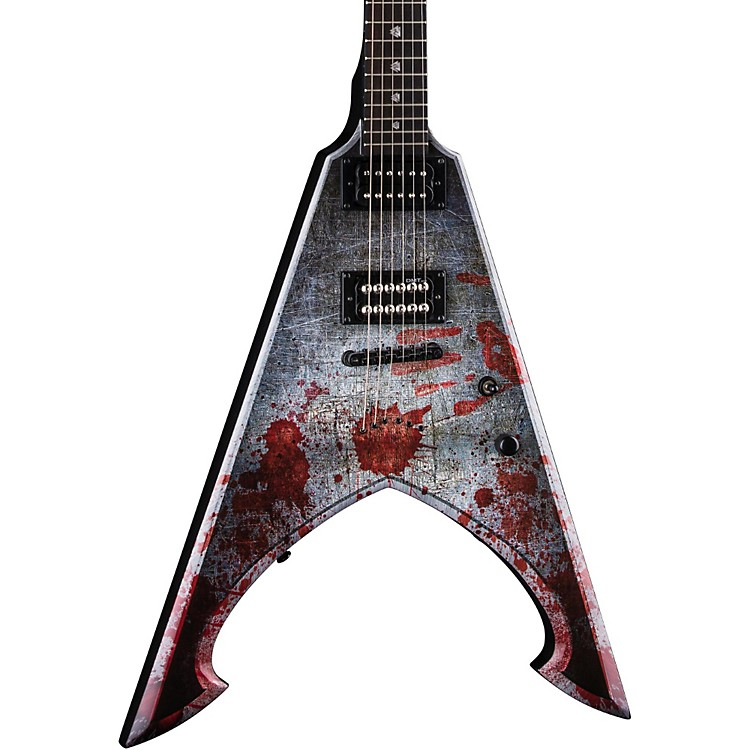 dean michael amott tyrant signature electric guitar battle axe custom graphic music123. Black Bedroom Furniture Sets. Home Design Ideas