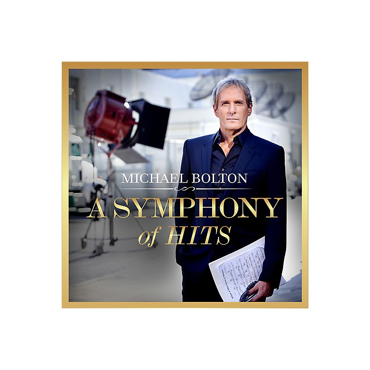 Alliance Michael Bolton - A Symphony Of Hits (CD)