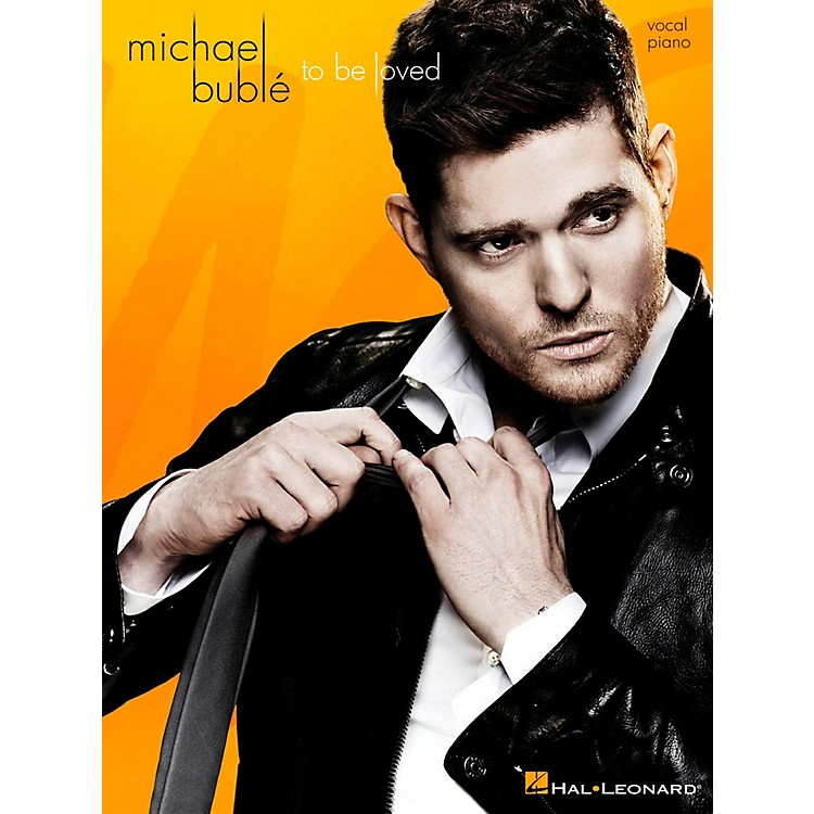 Hal LeonardMichael Buble - To Be Loved for Vocal/Piano