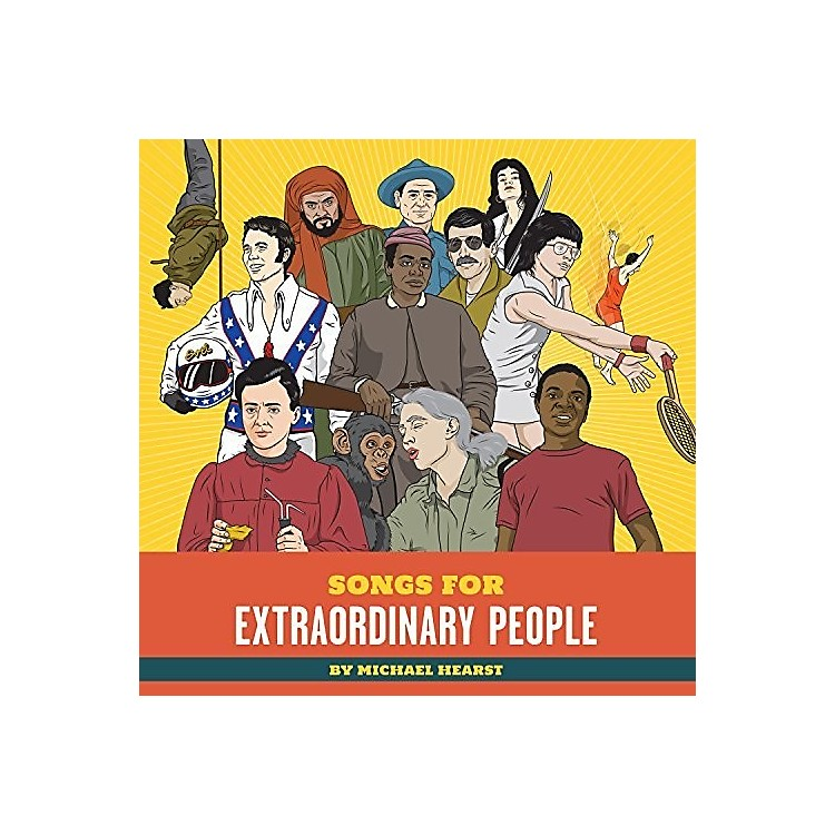AllianceMichael Hearst - Songs For Extraordinary People