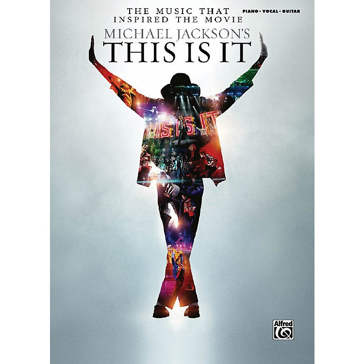 AlfredMichael Jackson's This Is It (Music Book)