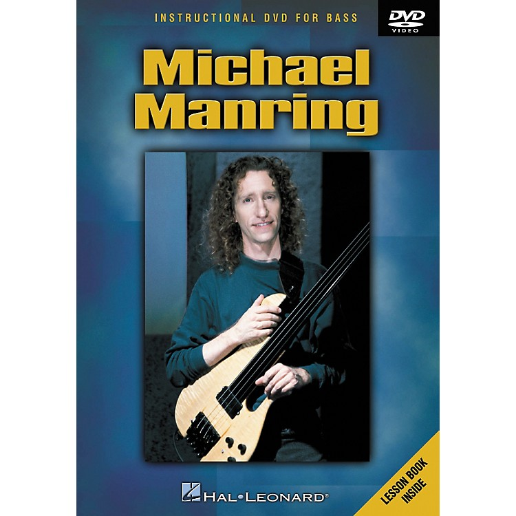 Hal LeonardMichael Manring (DVD)
