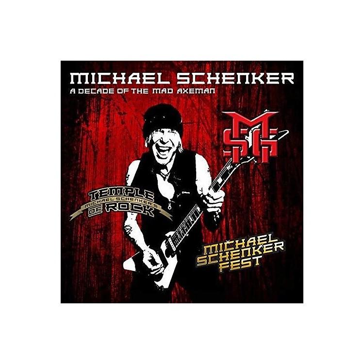 AllianceMichael Schenker - Decade Of The Mad Axeman (the Studio Recordings)