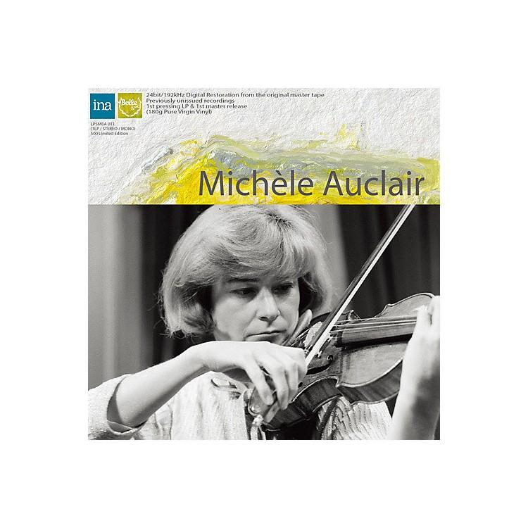 AllianceMichele Auclair - Works By Bartok & Saint-saens