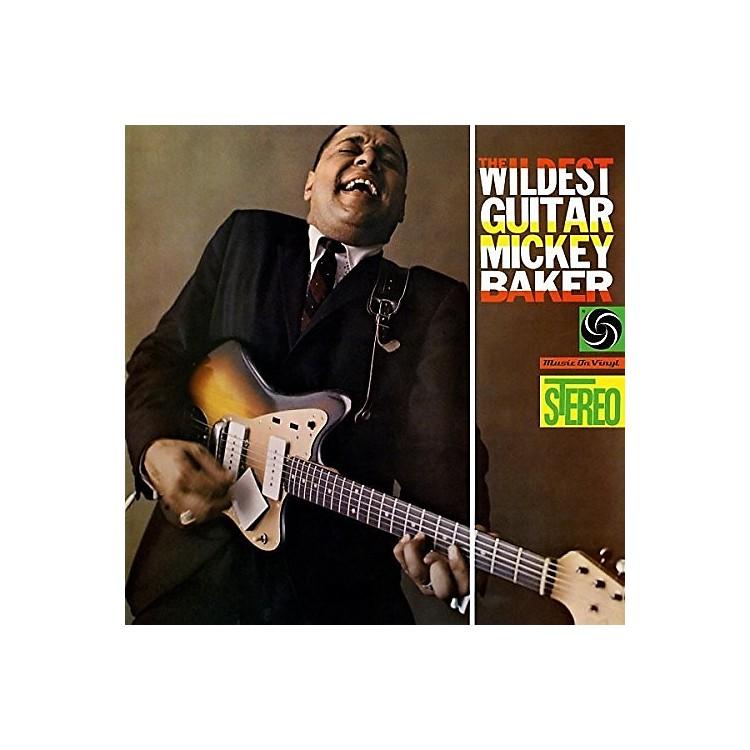 AllianceMickey Baker - Wildest Guitar