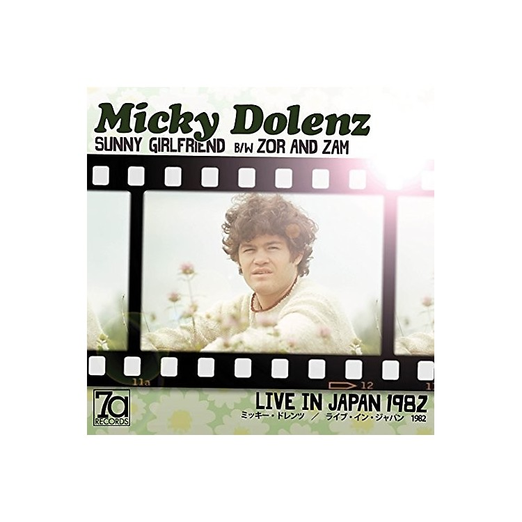 Alliance Micky Dolenz - Sunny Girlfriend