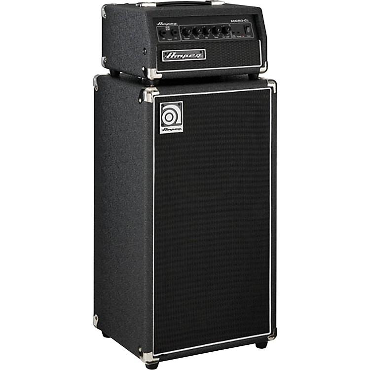 AmpegMicro-CL 100W 2x10 Mini Bass Stack Black
