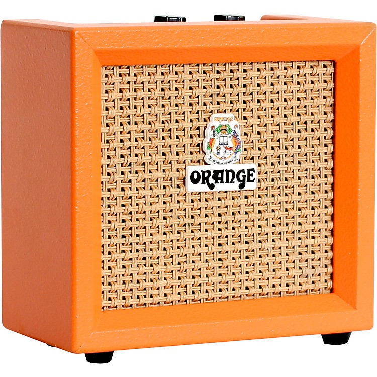 Orange AmplifiersMicro Crush PiX Series CR3 3W 1x3.5 Guitar Combo Amp