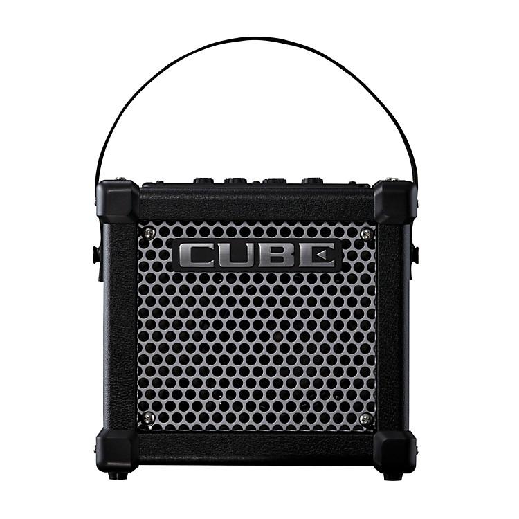 RolandMicro Cube GX 3W 1x5 Battery Powered Guitar Combo AmpBlack