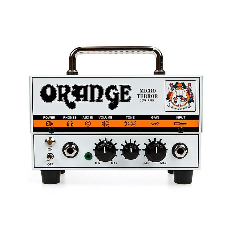 Orange AmplifiersMicro Terror MT20 20W Hybrid Guitar Amp Head