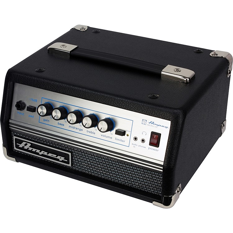 Ampeg Micro-VR 200W Bass Amp Head  888365901206