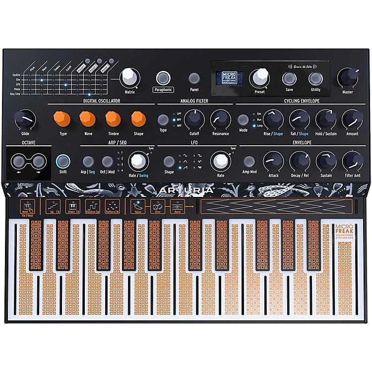 ArturiaMicroFreak Hybrid Synthesizer