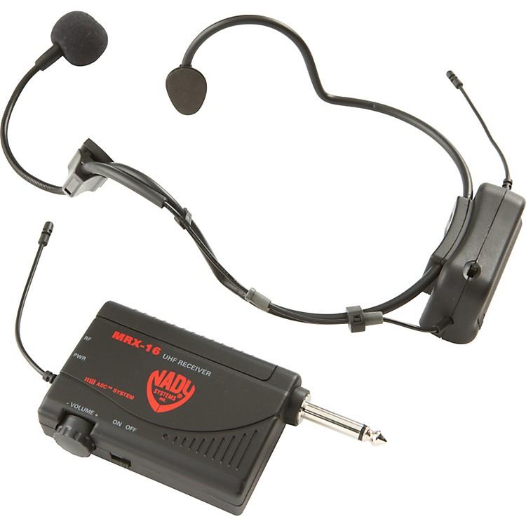 NadyMicroWHM-16X Headmic Wireless System