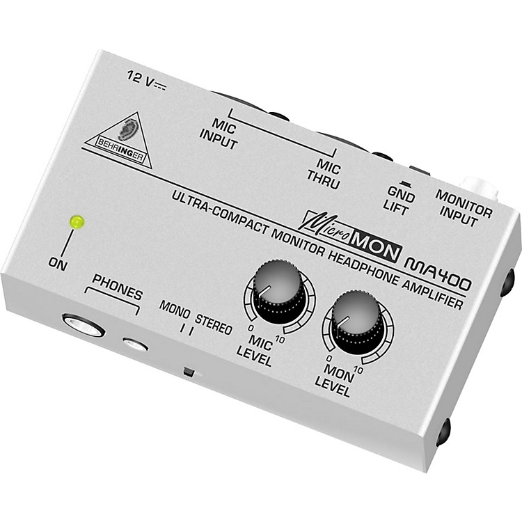 Behringer Micromon MA400 Headphone Amplifier