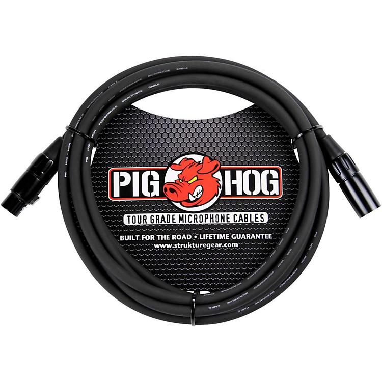 Pig HogMicrophone Cable 8mm XLR(M) to XLR(F)10 ft.