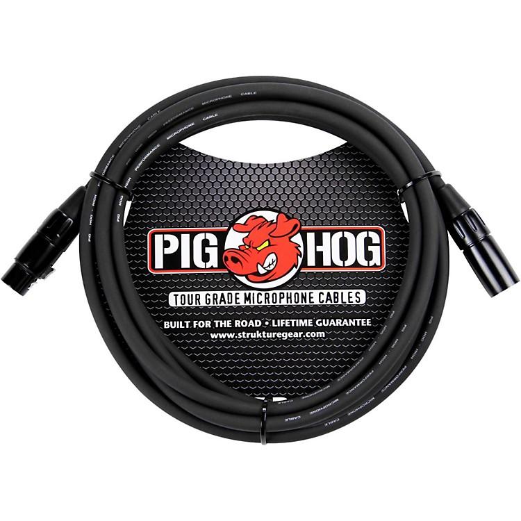 Pig HogMicrophone Cable 8mm XLR(M) to XLR(F)15 ft.