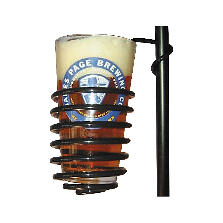 SwirlyGig Microphone Stand Drink Holder