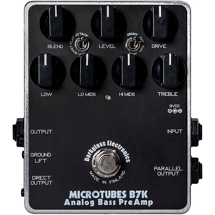 DarkglassMicrotubes B7K Guitar Effects Pedal