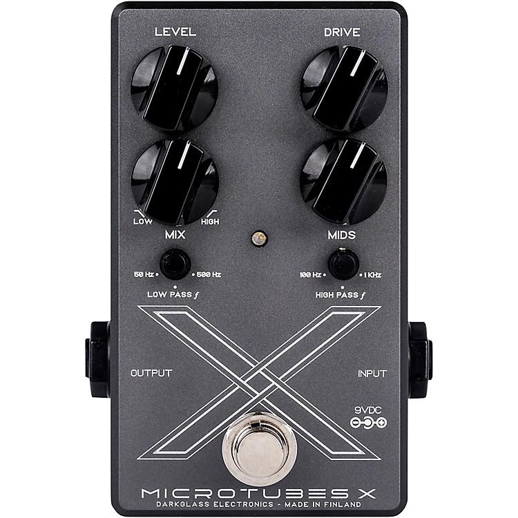 DarkglassMicrotubes X Distortion Bass Effects Pedal
