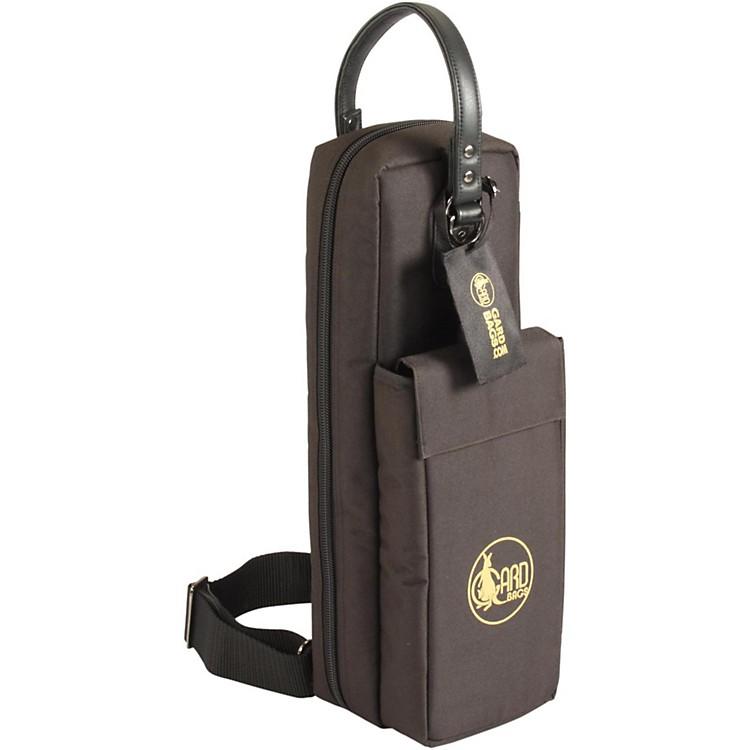 GardMid-Suspension Flute & Piccolo Combination Gig Bag162-MSK BlackSynthetic w/ Leather Trim