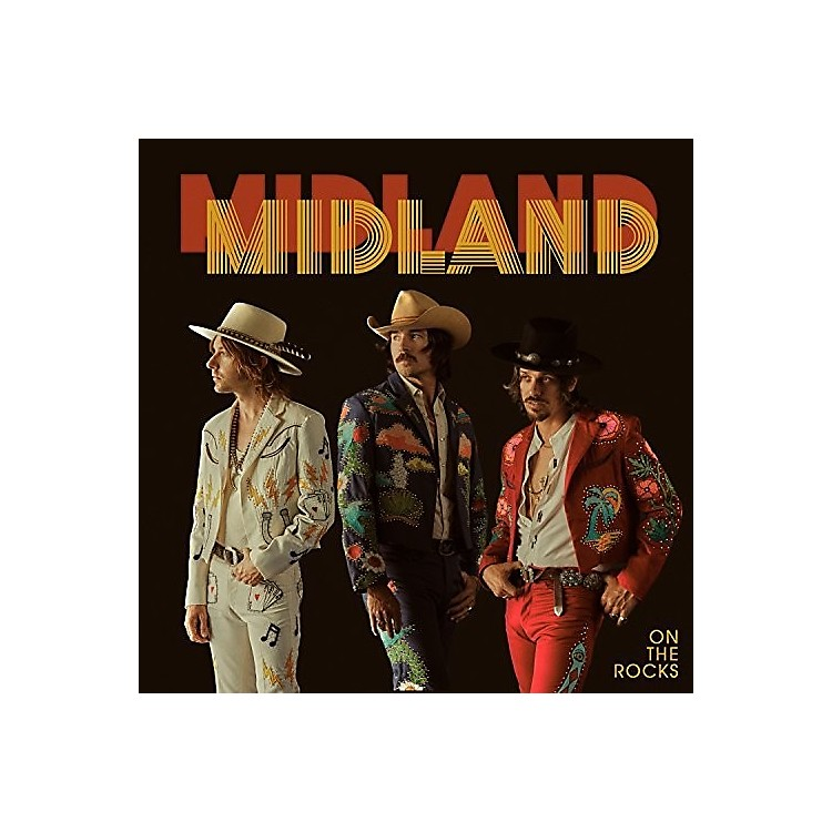 Alliance Midland - On The Rocks (CD)