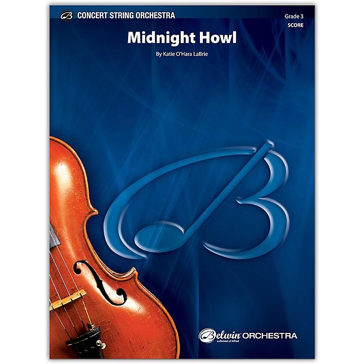 BELWINMidnight Howl Conductor Score 3