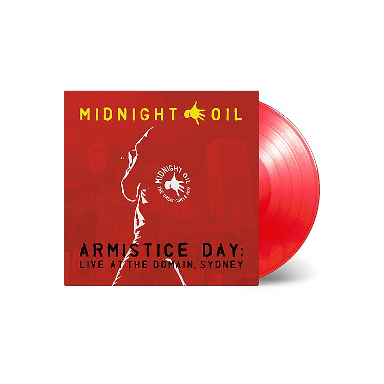 Alliance Midnight Oil - Armistice Day: Live At The Domain Sydney