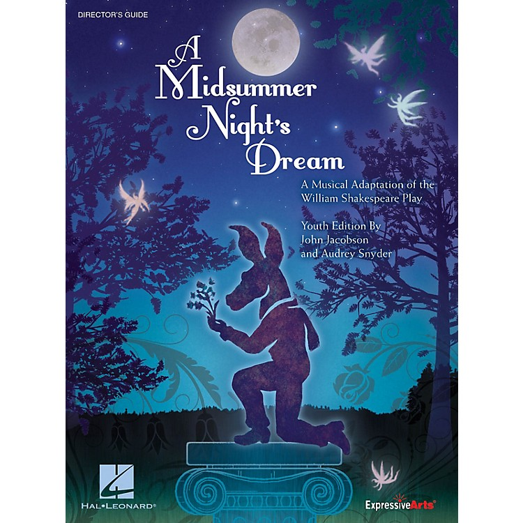 Hal Leonard Midsummer Night's Dream, A - Youth Musical PREV CD Composed by John Jacobson
