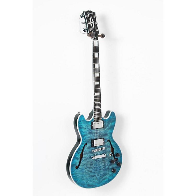 GibsonMidtown Deluxe Hollowbody Electric GuitarOcean Water888365898575