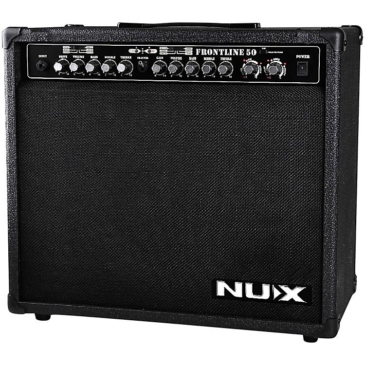 NUXMighty 50X 50W 1x12 Guitar Combo Amplifier