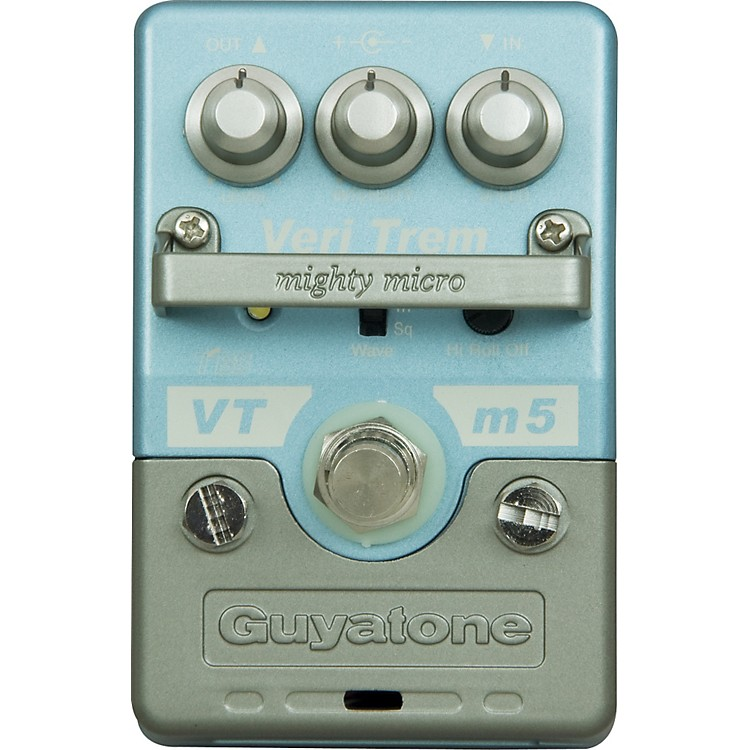 Guyatone Mighty Micro VTm5 Veri-Trem Tremolo Guitar Effects Pedal