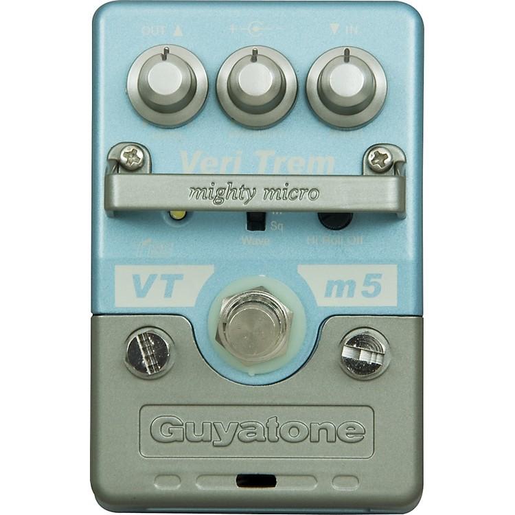 GuyatoneMighty Micro VTm5 Veri-Trem Tremolo Guitar Effects Pedal